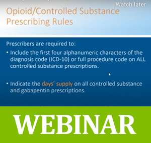 Opioid & Medical Marijuana Update